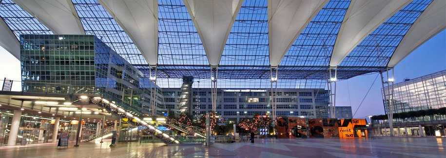 Day 1 : Munich Airport - Hotel (Munich)