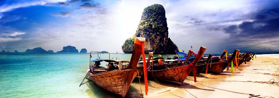 Day 2 : Krabi 4 Island Tour by Speed Boat (Krabi)