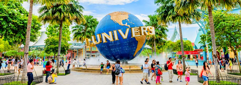 Day 3 :  FULL DAY UNIVERSAL STUDIO SINGAPORE WITH TRANSFERS (Singapore)