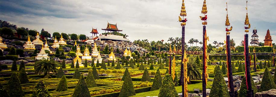 Day 4 : Full Day Nong Nooch Village Show with lunch (Pattaya)