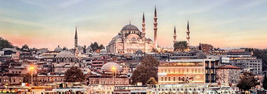 Day 6 : Istanbul City Hotels - Ataturk (Istanbul)
